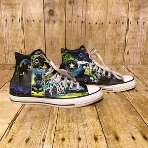 Converse Batman The Dark Knight Shoes Limited